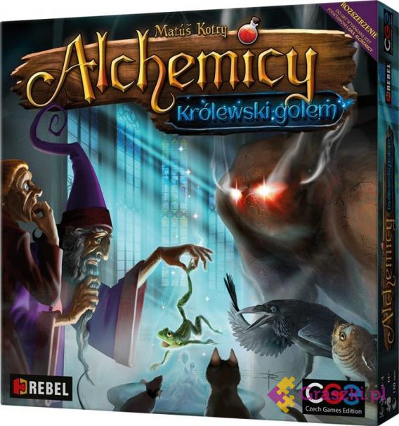 Alchemicy: Królewski Golem | Rebel